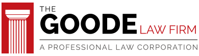 The Goode Law Firm A Professional Law Corporation Header Logo